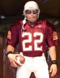 football player pants jersey gay man