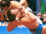 necklock choke holds men pro wrestling