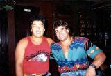 fans photos wrestling stars champions