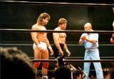 pro wrestlers heavyset men needed application