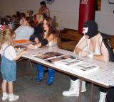 wrestling women pro wrestling autographs