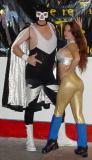 hot female wrestling champions valets