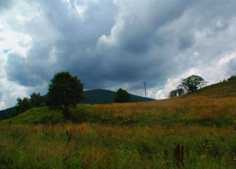 Bieaszczady,after rain