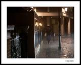 Capital downpour