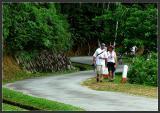 Penang hill trekking