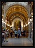 Shopping passage
