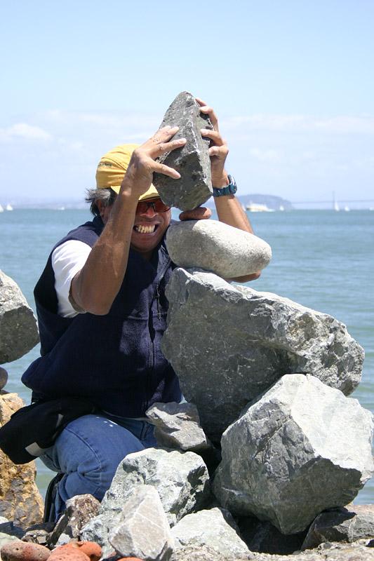 Rock Man