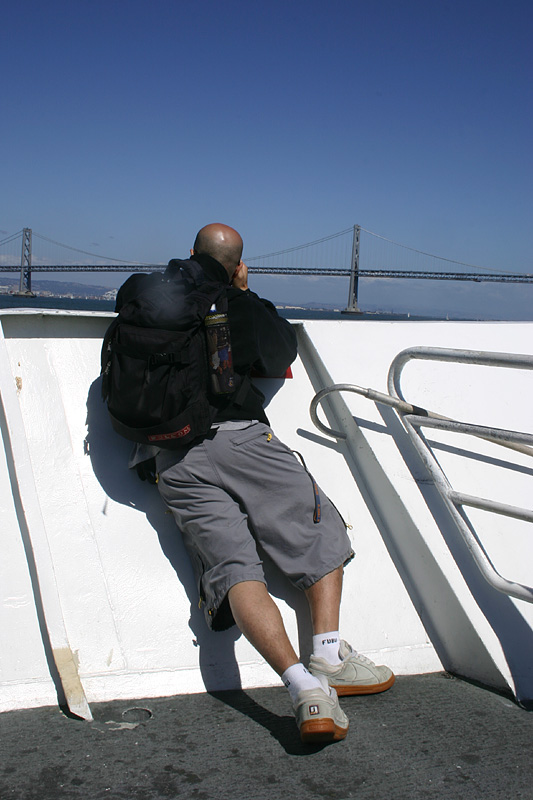 Shooting the Bay Bridge