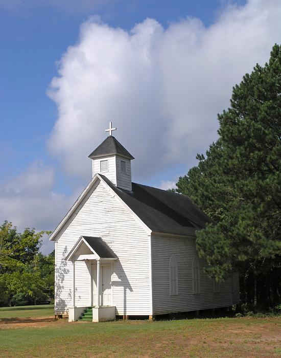 White church no. 1