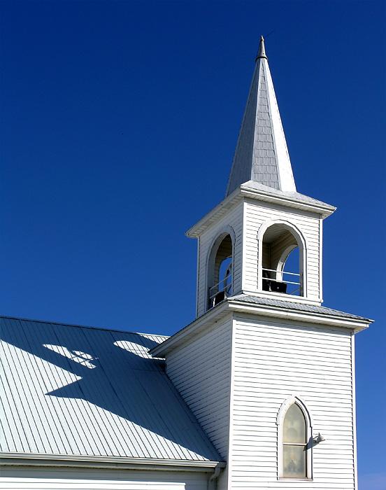 Church no. 2, Coupland, Texas