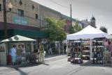 Hartwell's street festival