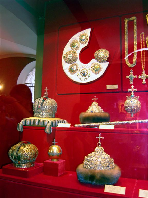 15 Century Russian Czars belongings