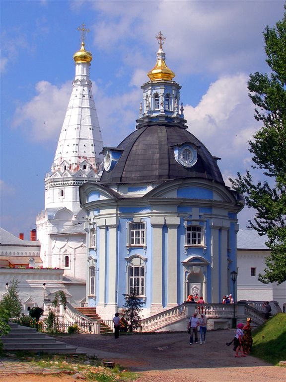 Small Church in Sergiev Posad