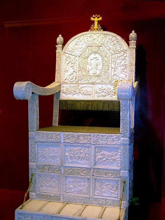 Throne of Ivan the Terrible