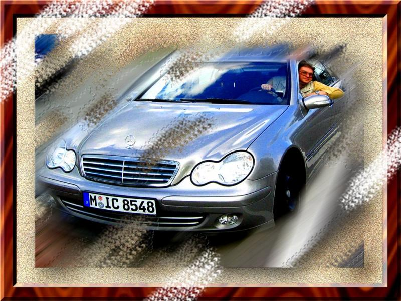 Psychopath Behind The Wheel, Germany