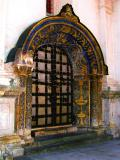 14 century door in Kremlin