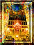 Archangel Michael Dome In Kremlin