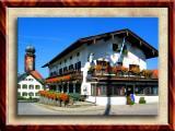 Gasthaus in Waakirchen, Bavaria, Germany