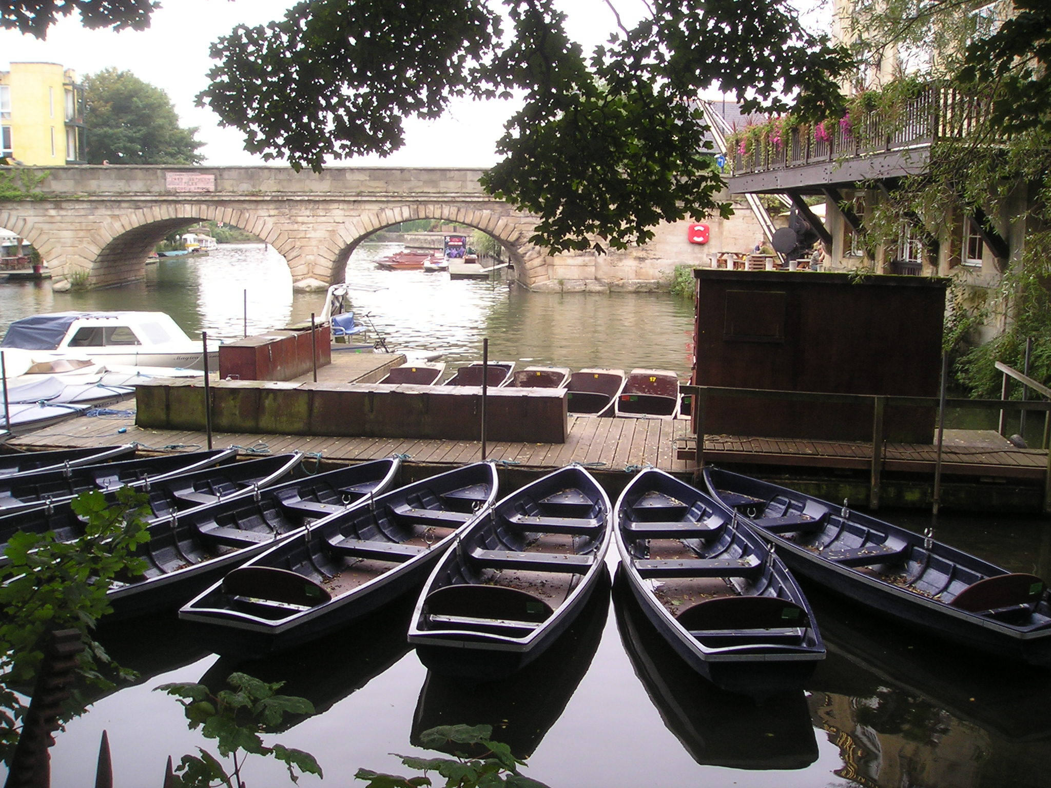 Boat rentals in Oxford
