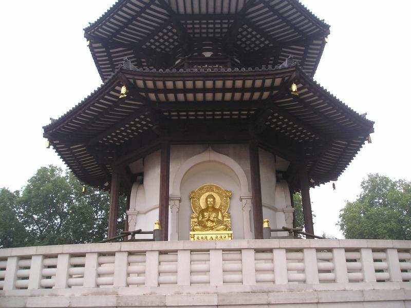 Battersea Park Buddha