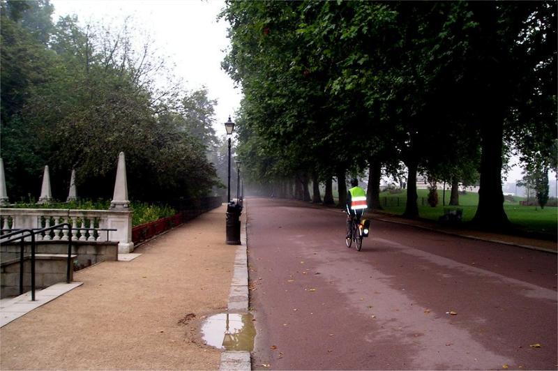 Battersea lane