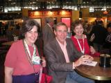 Jim Dale autograph session
