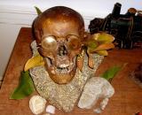 Gorey skull