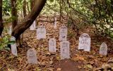 Gashleycrumb graveyard