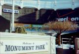 Monument Park gate