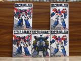 Kabaya Candy Transformers - Hyper Galaxy Set