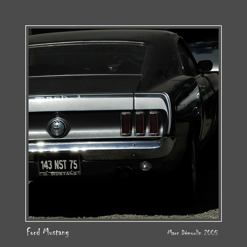 FORD Mustang Le Mans - France