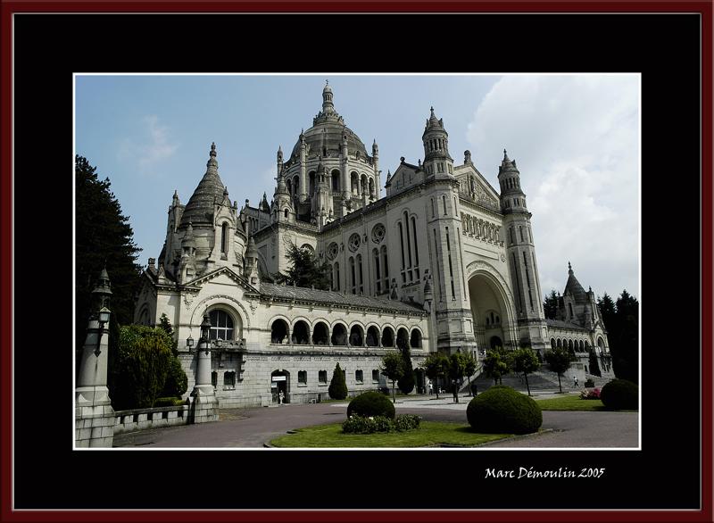 Lisieux, basilica