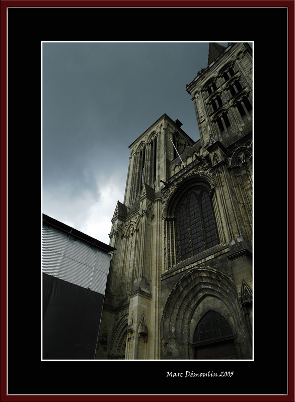 Lisieux, Cathedral