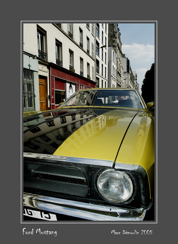 FORD Mustang Paris - France