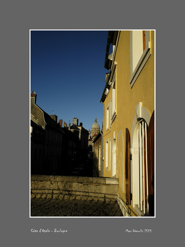 Boulogne old town 2