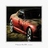 Oh my God! Look at my TVR!!