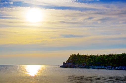 Georgian Bay Sunrise 13418