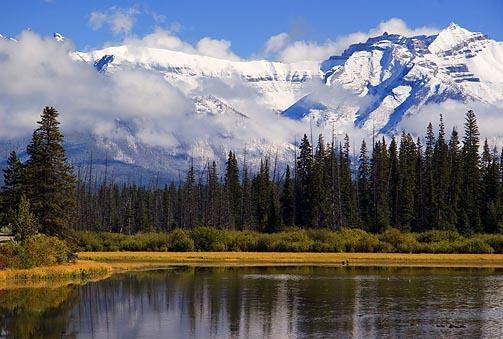 Vermilion Lakes 17703