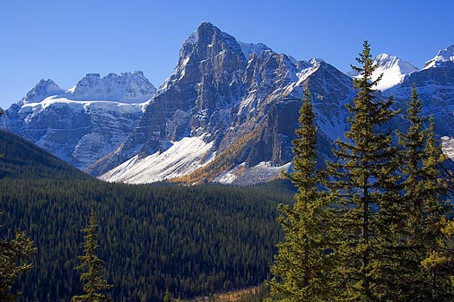 Canadian Rocky Mountains 18112