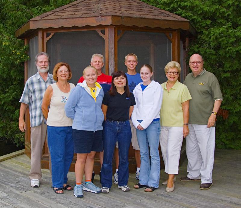 Cottage Weekend 2005