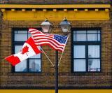Kent Street Flags 20050621