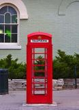 Red Telephone Booth 20050701
