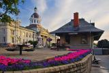 Kingston City Hall & Old Train Station 15246