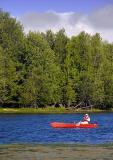 Canoe Fisherman 20050904