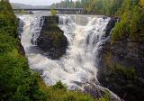 Below Kakabeka Falls
