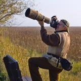 Norman & his 500mm IS bazooka