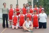 Girls Soccer Team - 2005