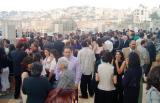 Graduation Courtyard Gathering