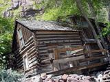 Ouray, Colorado    Cabin in town DSC04741.jpg