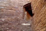 Chacoan doorway, Pueblo Bonito, Chaco Canyon, New Mexico